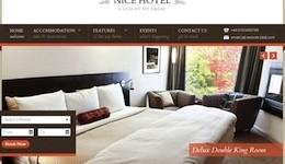 Responsive Hotel Theme - Nice Hotel