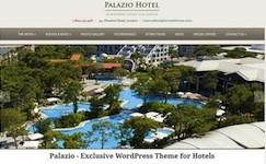 Palazio Responsive Hotel Theme