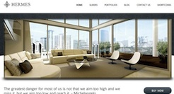 Hotel Wordpress Theme -Hermes