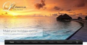 Responsive Hotel Theme - Lamoon